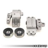 Motor Mount Set, Density Line, MkV & MkVI Volkswagen, 8J & 8P Audi, 2.0T FSI