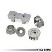 034Motorsport Drivetrain Mount Insert Package, B8 Audi A4/S4/RS4, A5/S5/RS5, Q5/SQ5 Billet Aluminum