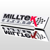 Milltek Sport Badge