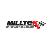 Milltek Sport Jaguar XKR 4.0 V8 (1996-2000) Cat-back - Non-Resonated (louder)
