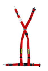 Schroth VW/Audi QuickFit- red RIGHT