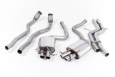Milltek Sport Audi RS5 Non-Resonated Cat-back Exhaust