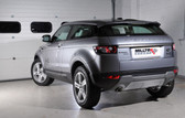 Milltek Sport Range Rover Evoque Si4 Dynamic Cat-back Exhaust