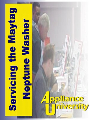 Troubleshooting the Maytag Neptune clothes washer