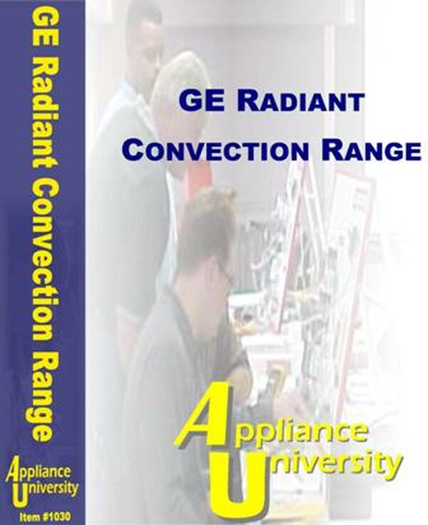 Repairing GE Radiant Convection Range-Tutorial