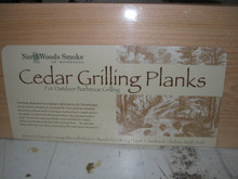 Our Cedar Plank Four Pack