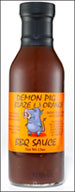 Demon Pig Blaze Orange BBQ Sauce