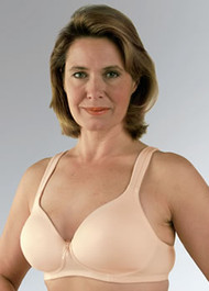 Classique 759E Seamless Molded Cup Mastectomy Bra