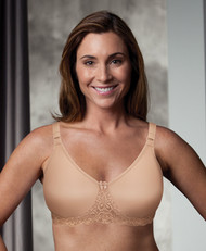 Trulife Seamless Lace Accent Underwire