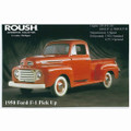 1950 Ford F-1 Pick Up Postcard (2172)