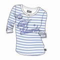 Carl Edwards Ladies Stripe Henley (2444)