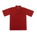 ROUSH Breathable Red Polo (2579)