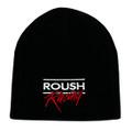 Roush Racing Black Knit Hat (2637)