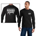 Roush Racing Black Long Sleeve Shirt (2749)