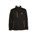 Roush Square R Bonded Fleece Jacket (2819)