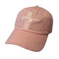 Ladies Pink Mustang Hat (2875)