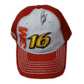 Greg Biffle Signed 2014 Draft Hat (2877)