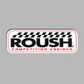 Roush Competition Engines Decal (2886)