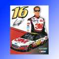 Greg Biffle Signed 3M 8 x 10 Photo (2914)
