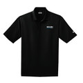 Roush Clean Tech Black Mens Polo (2969)