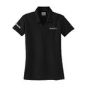 Roush Clean Tech Black Ladies Polo (2968)
