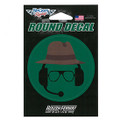 "Jack Roush 3"" Icon Sticker (2977)"