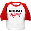 Roush Racing Toddler Baseball 3/4 Sleeve Shirt (3069)