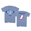 Elliott Sadler One Main Fan Up Tee (3072)