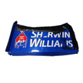 """Signed by Greg Biffle in Black Sharpie by the """"S"""" of Sherwin Williams"""