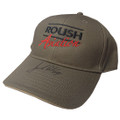 Roush Aviation Signed Green Hat (3086)