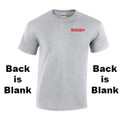 Roush Mens Heather Gray Tee (3091)