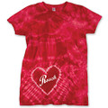 Roush Ladies Red Heart Tee (3122)