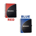 "Roush 5"" x 7"" Notebook w/ Pen Loop (3158)"