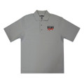 Roush Racing Breathable Gray Polo (3189)