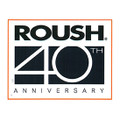 Roush 40th Anniversary Full Color Sticker (3253)