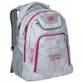 Roush Racing Light Gray/Pink OGIO Excelsior Backpack (3242)