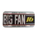 Greg Biffle Signed Big Fan License Plate (3309)
