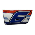 Bubba Wallace Jr. Ecoboost Door # (3294)