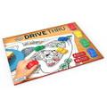 Drive Thru Placemats & Crayon Set (3362)