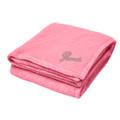 Roush Pink Soft Touch Velura Blanket (3337)