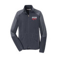 Roush Racing Ladies Gray Colorblock Microfleece (3329)