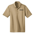 Roush Tan Snag Resistant & Moisture Wicking Polo (3364)