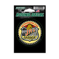 "J.R.'s Garage 3"" Round Decal (3420)"
