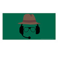 Jack Roush Beach Towel (3424)