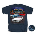 Ford Mustang Showroom Tee (3432)