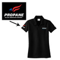 Roush Clean Tech Black Ladies Polo #2 (3391)