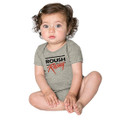 Roush Racing Heather Gray Onesie (3482)