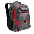 Roush Square R Gray/Red OGIO Backpack (3494)
