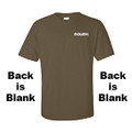Roush Mens Olive Green Tee (3481)