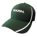 Roush Green/White Colorblock Flex Fit Hat (3509)